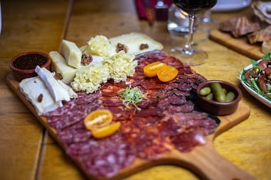 Charcuterie / Fromage